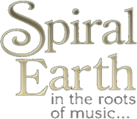 spiral earth logo